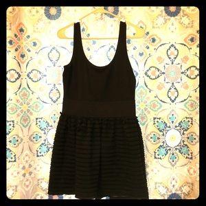 Worn once. Cute black dress!